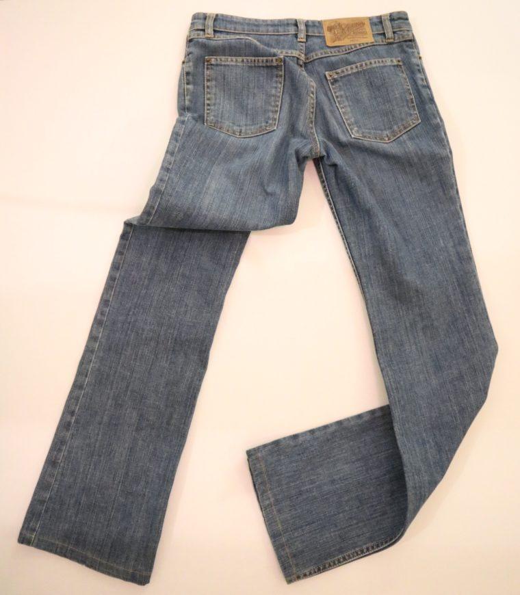 Louis Vuitton Jeans blau 36-14738