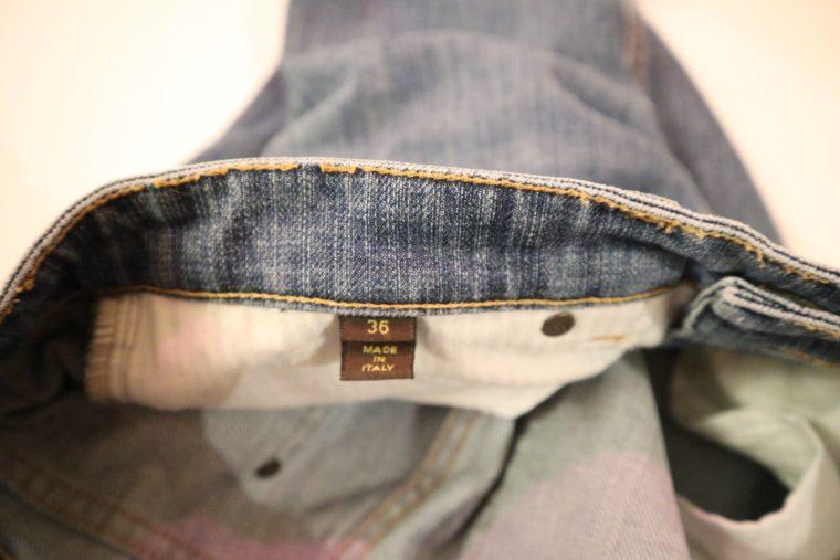 Louis Vuitton Jeans blau 36-14740