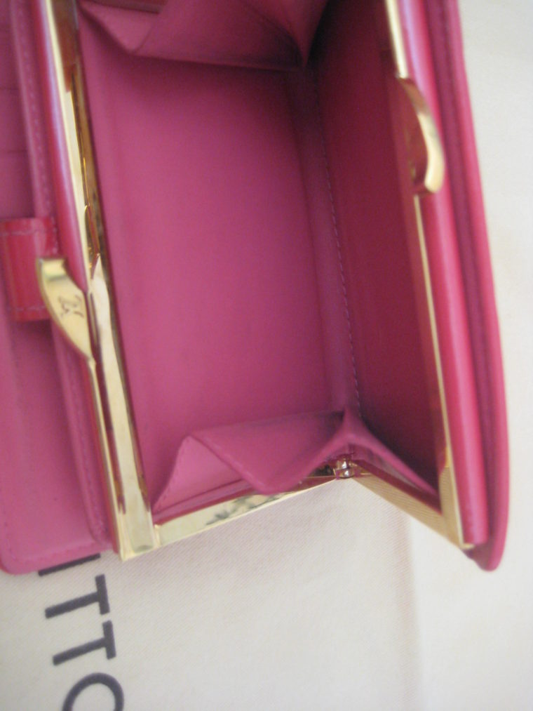 Louis Vuitton Geldbörse pink Viennois Gedbörse -299