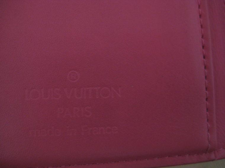 Louis Vuitton Geldbörse pink Viennois Gedbörse -307