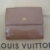 Louis Vuitton Geldbörse Elise Vernisleder beige