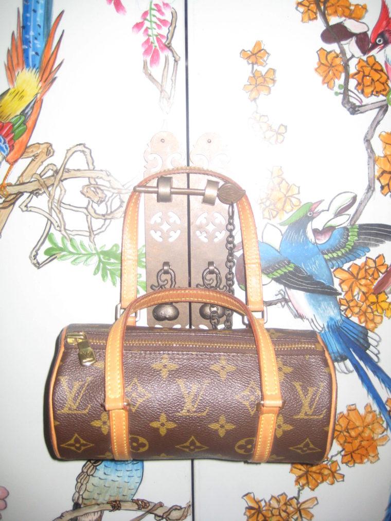 Louis Vuitton Papillon 20 Tasche-0