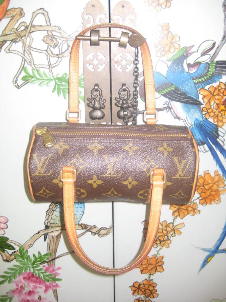 Louis Vuitton Papillon 20 Tasche-1105