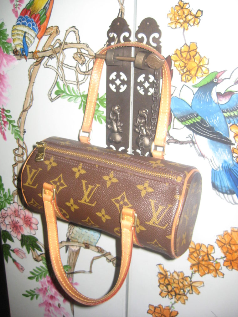 Louis Vuitton Papillon 20 Tasche-1107