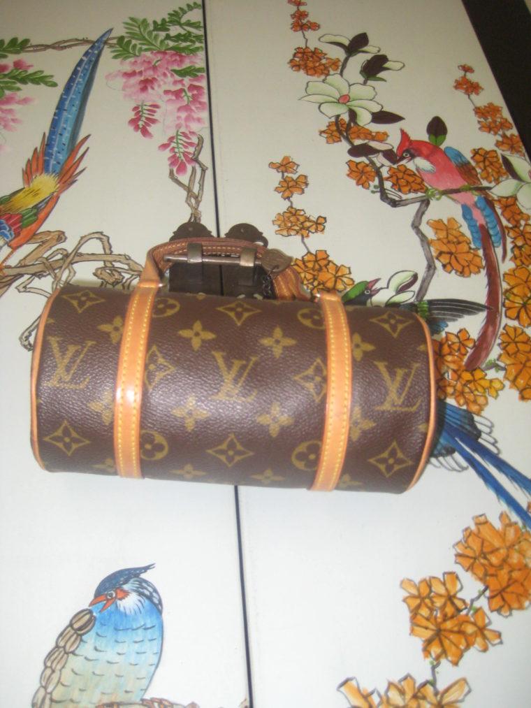 Louis Vuitton Papillon 20 Tasche-1103