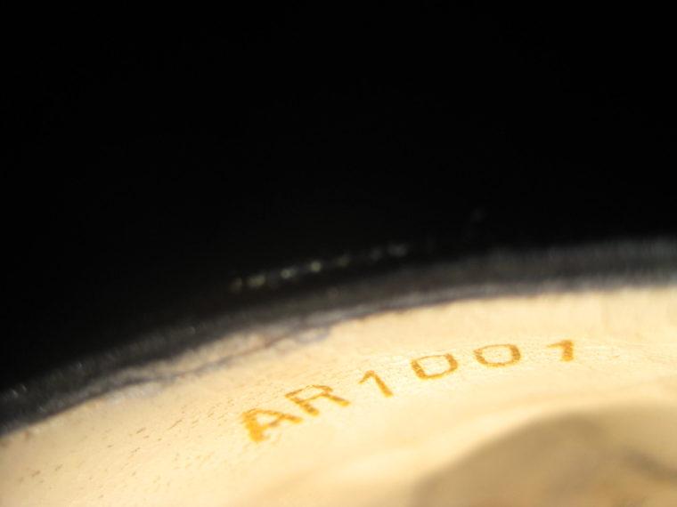 Louis Vuitton Pumps Min Lin grau 37 1/2-1180