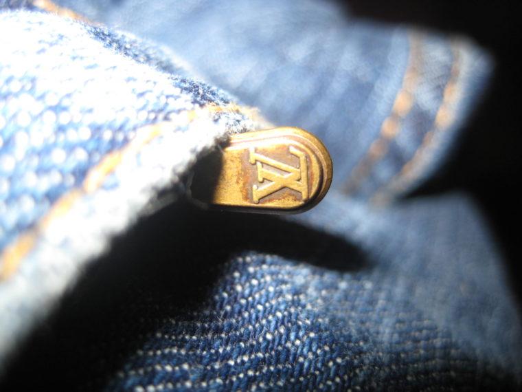 Louis Vuitton Jeans blau 36-1200