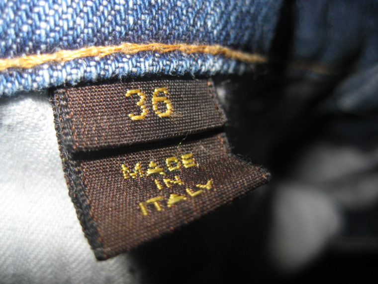 Louis Vuitton Jeans blau 36-1203