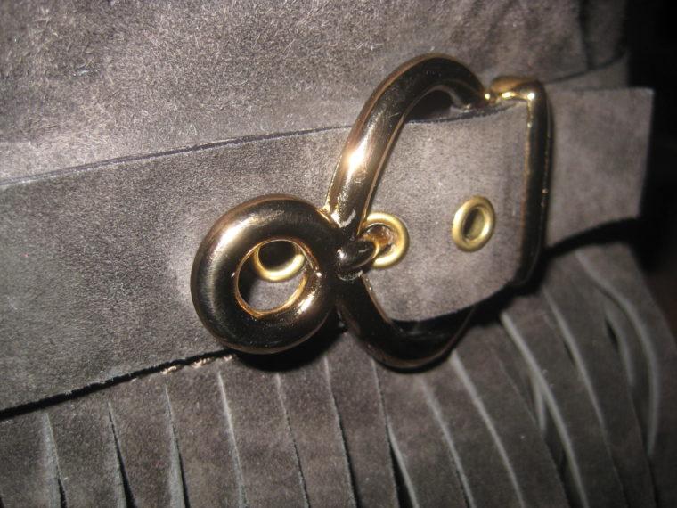 Louis Vuitton Stiefel braun 39 Leder-1496