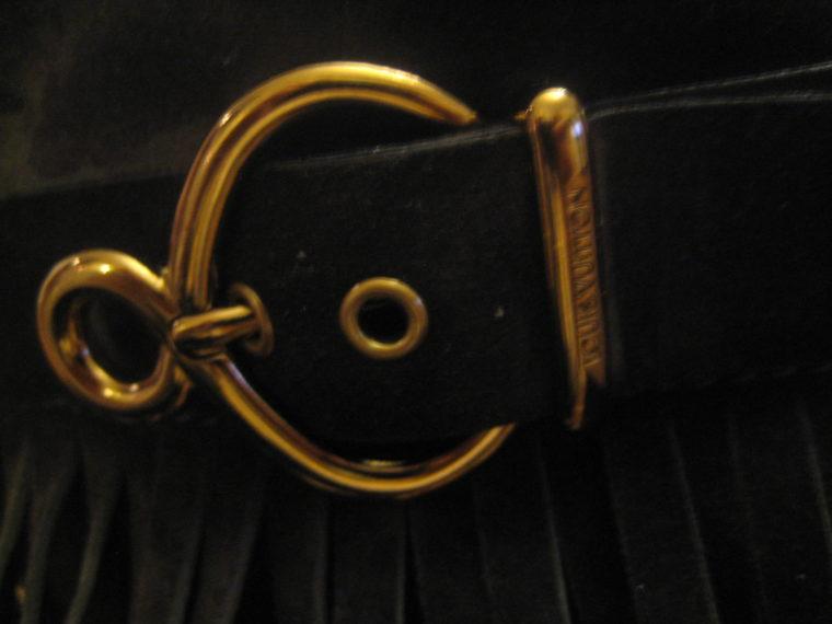 Louis Vuitton Stiefel braun 39 Leder-1490