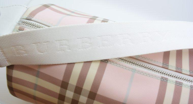 Burberry Tasche candy check rund-11494