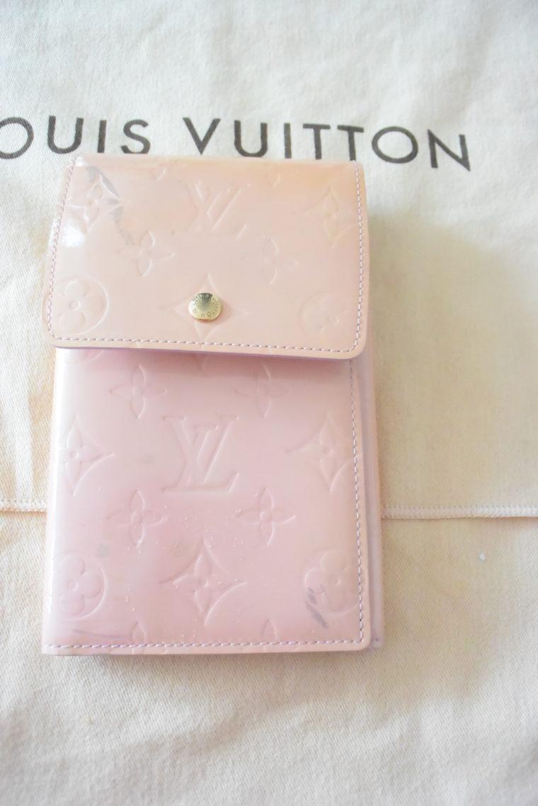 Louis Vuitton Geldbörse Tasche Walker rosa-3490