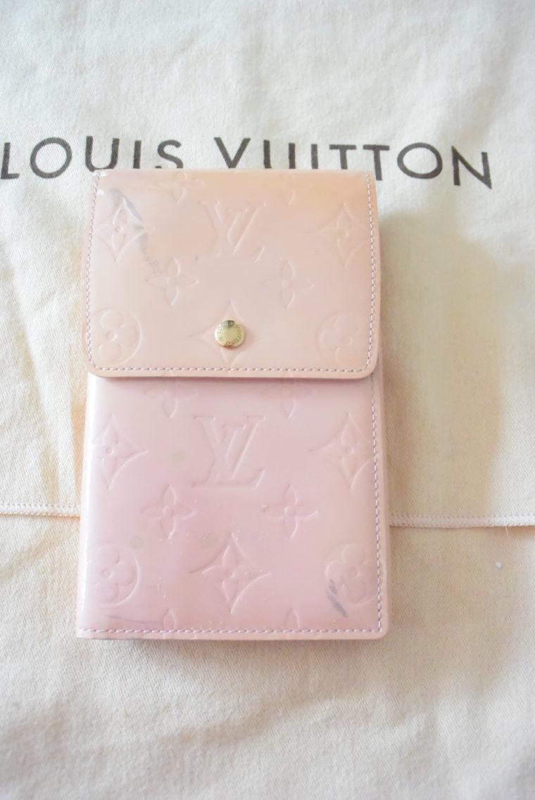 Louis Vuitton Geldbörse Tasche Walker rosa-0