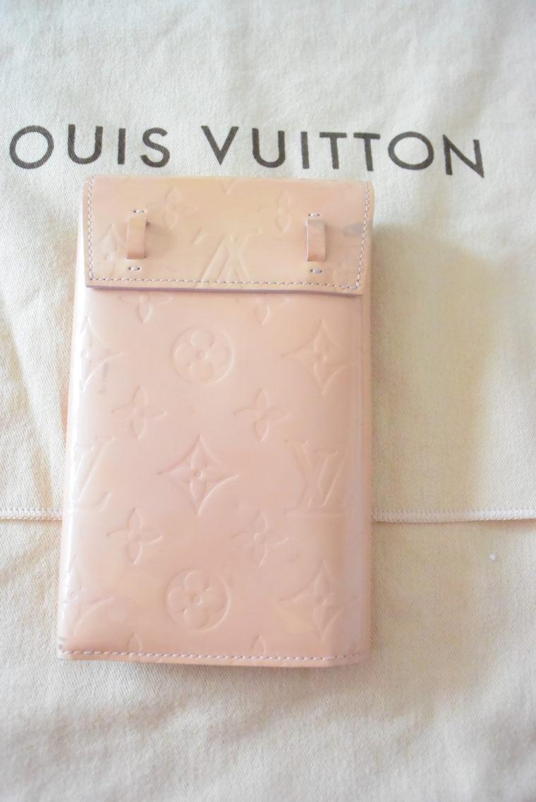 Louis Vuitton Geldbörse Tasche Walker rosa-3486