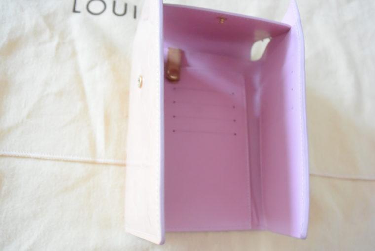Louis Vuitton Geldbörse Tasche Walker rosa-3485