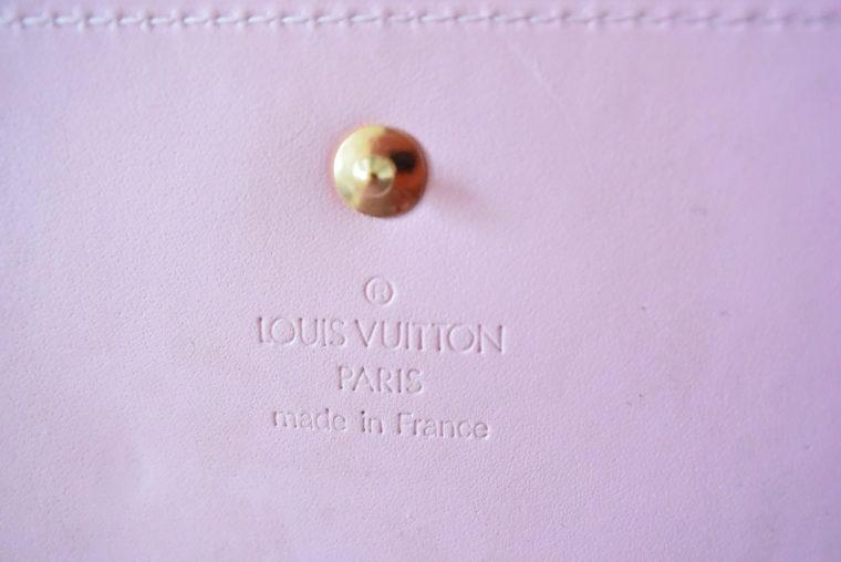 Louis Vuitton Geldbörse Tasche Walker rosa-3483