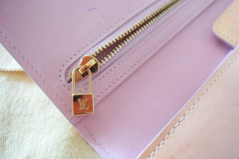 Louis Vuitton Geldbörse Tasche Walker rosa-3484