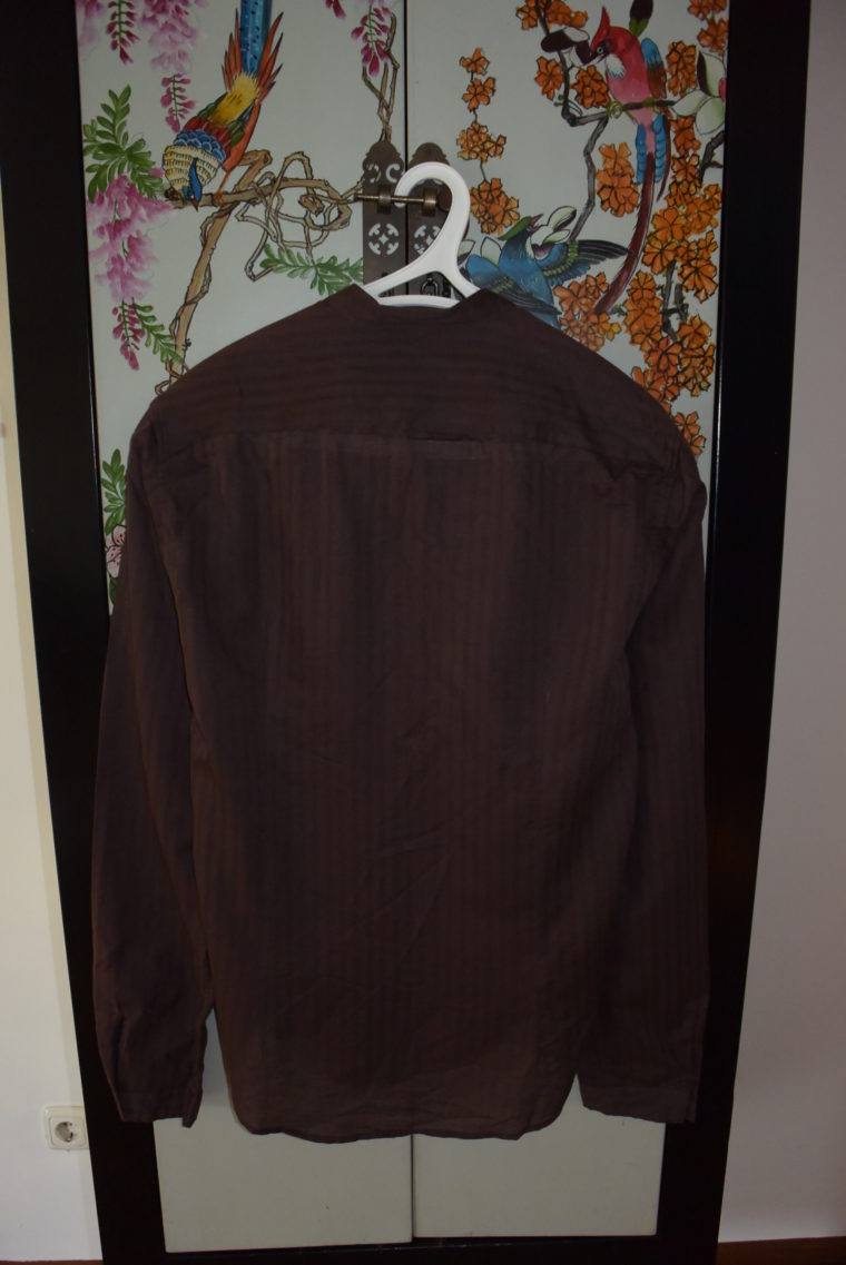 Hugo Boss Männerhemd braun-2656