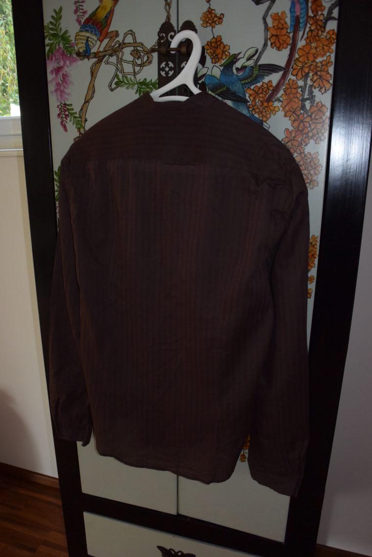 Hugo Boss Männerhemd braun-2655