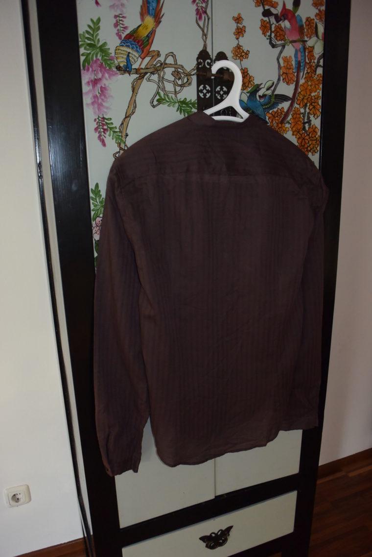 Hugo Boss Männerhemd braun-2654