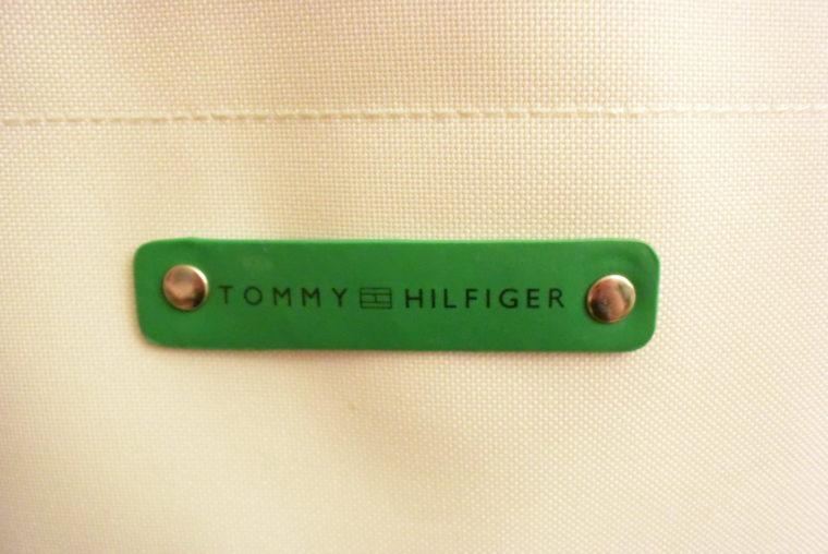 große Tommy Hilfiger Tasche weiß-3026
