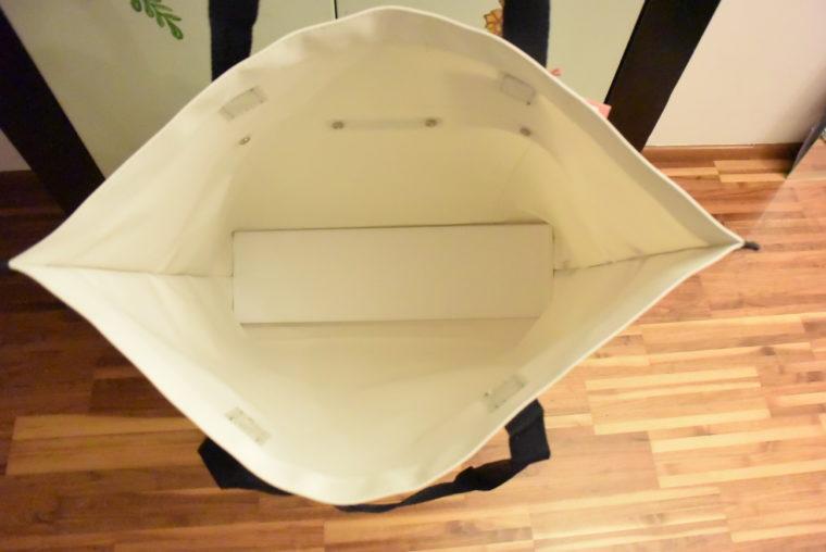 große Tommy Hilfiger Tasche weiß-3024