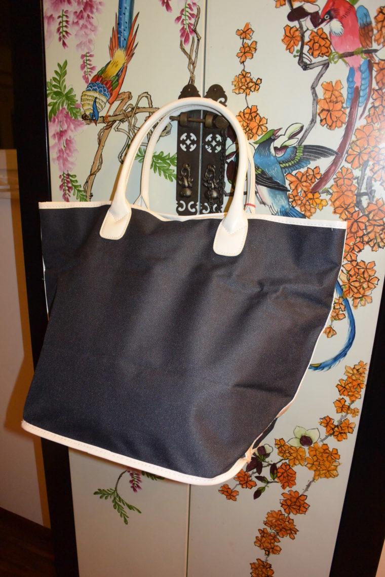Tommy Hilfiger Tasche blau / weiß-3036