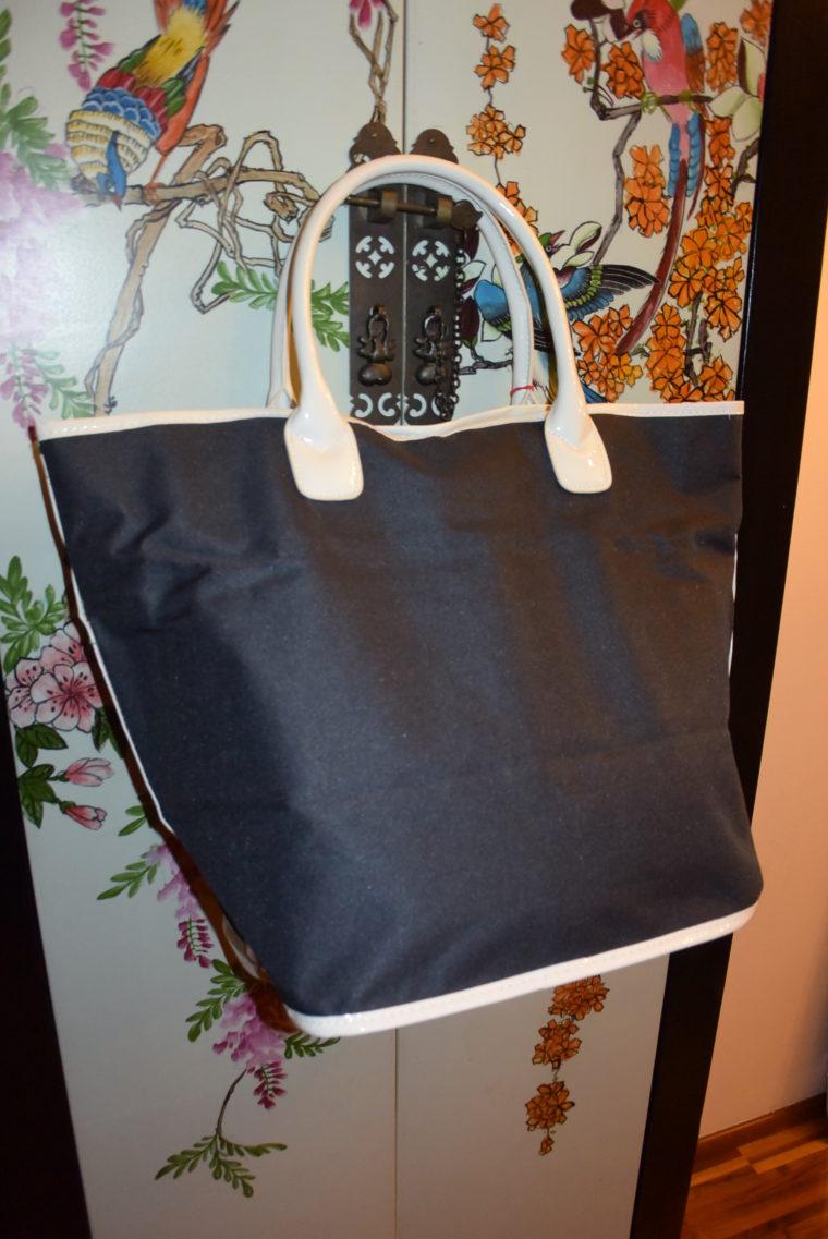 Tommy Hilfiger Tasche blau / weiß-3033