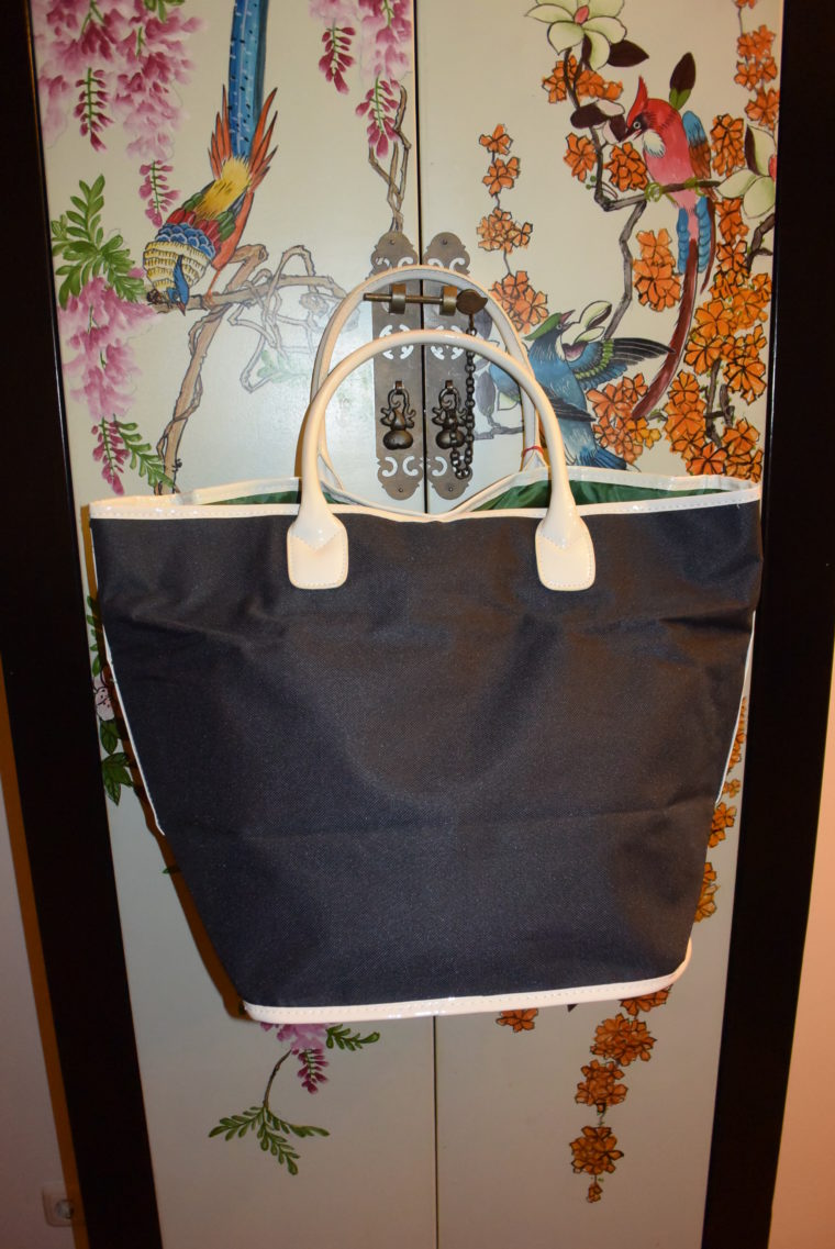 Tommy Hilfiger Tasche blau / weiß-3035