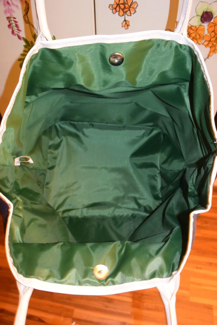 Tommy Hilfiger Tasche blau / weiß-3041