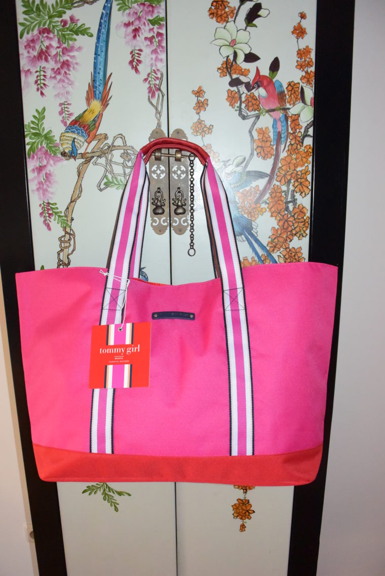 Tommy Hilfiger Tasche groß pink-2733