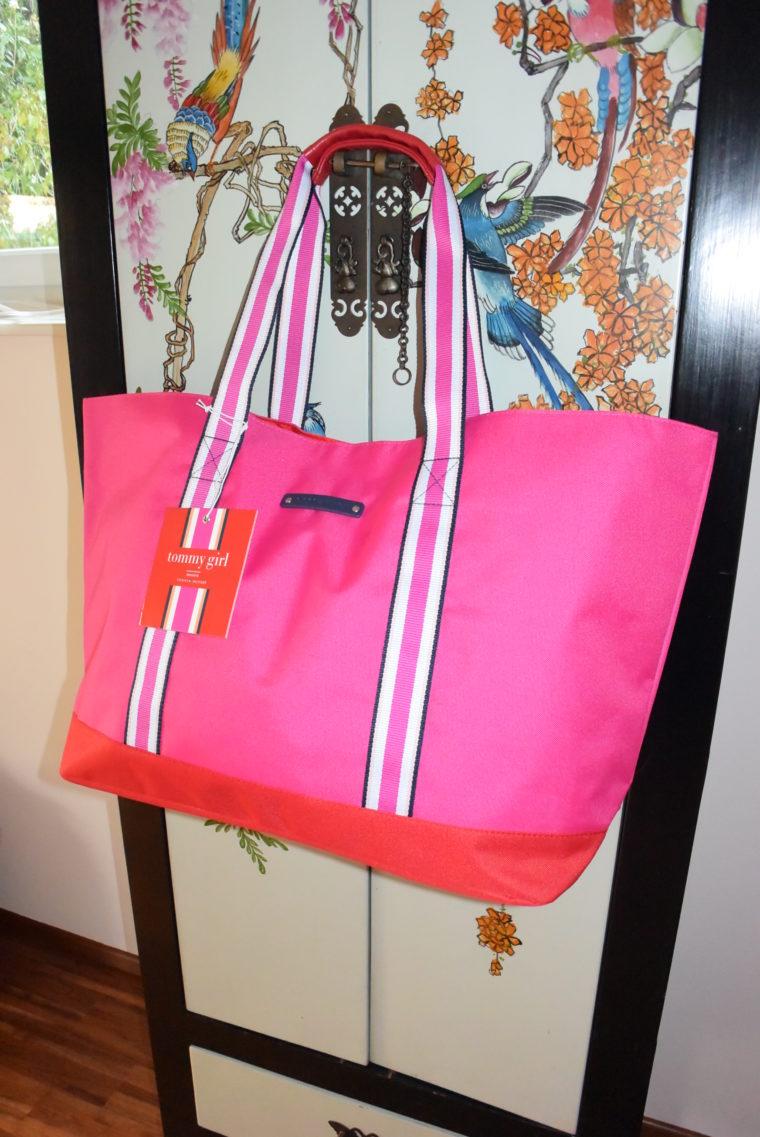 Tommy Hilfiger Tasche groß pink-2734