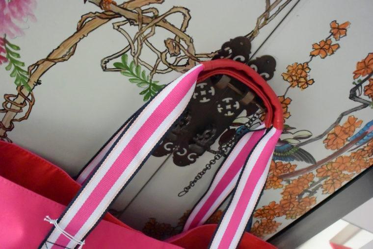 Tommy Hilfiger Tasche groß pink-2741
