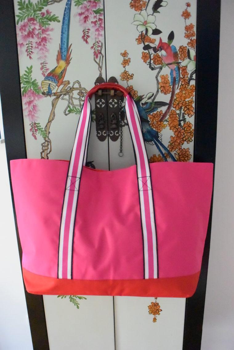 Tommy Hilfiger Tasche groß pink-2736