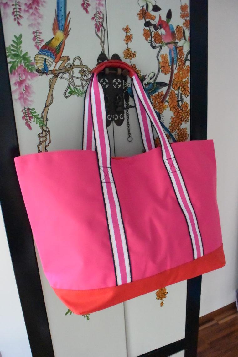 Tommy Hilfiger Tasche groß pink-2737