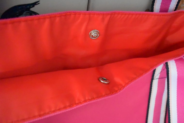 Tommy Hilfiger Tasche groß pink-2735