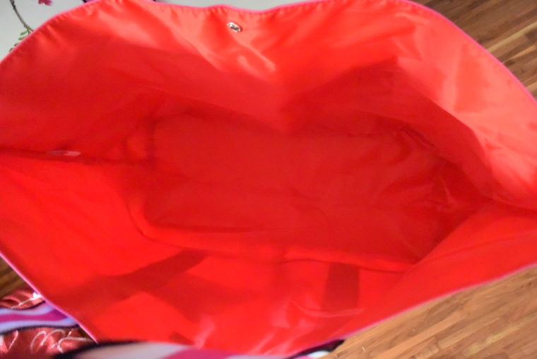 Tommy Hilfiger Tasche groß pink-2732