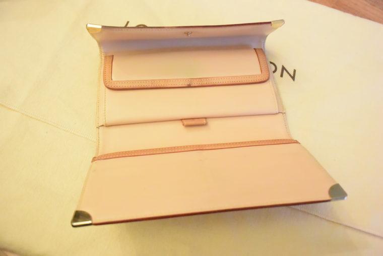 Louis Vuitton Geldbörse International MC weiß-3396