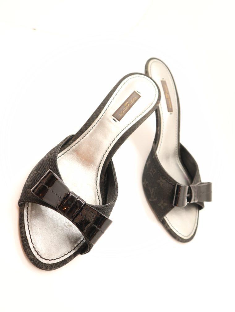 Louis Vuitton Pumps schwarz 38 1/2-14625