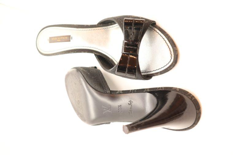 Louis Vuitton Pumps schwarz 38 1/2-14627