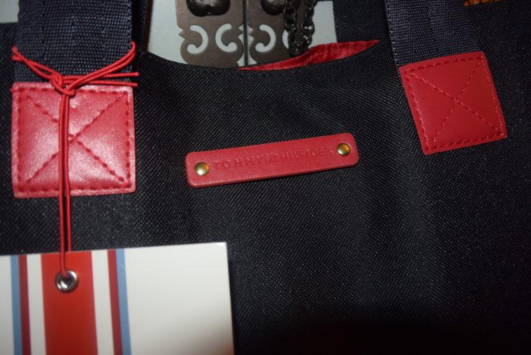 NEU Tommy Hilfiger Tasche blau-4038