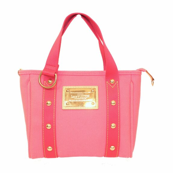 Louis Vuitton Tasche Cabas pm pink
