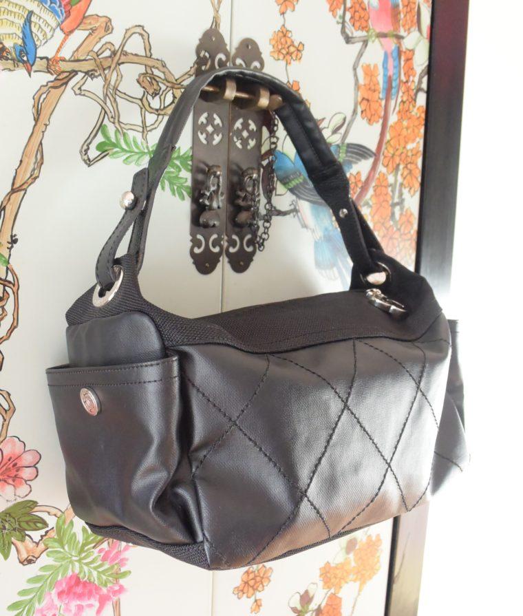 Chanel Tasche schwarz-4524