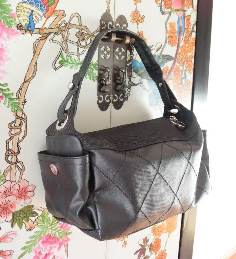 Chanel Tasche schwarz-4520