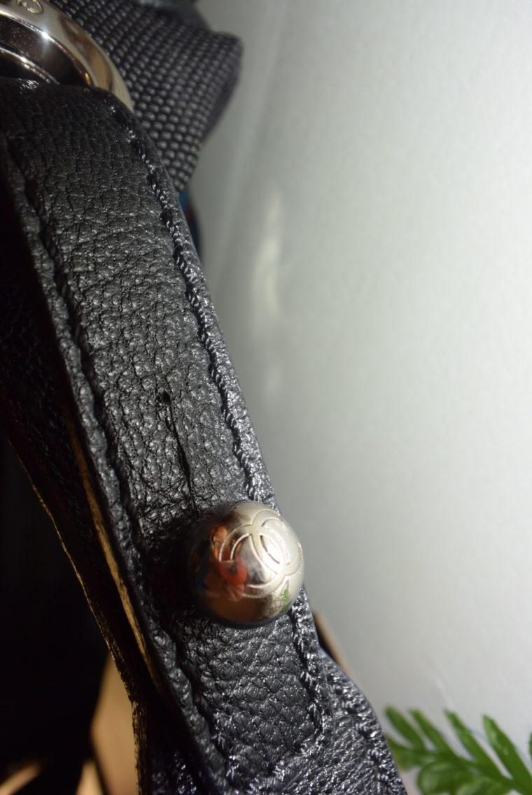 Chanel Tasche schwarz-4523