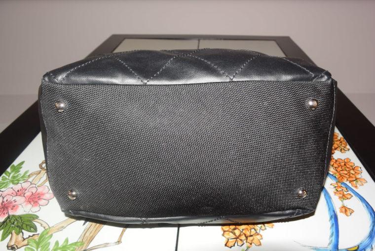 Chanel Tasche schwarz-4521