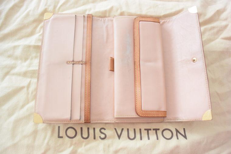 Louis Vuitton Geldbörse Multicolor weiß-4635