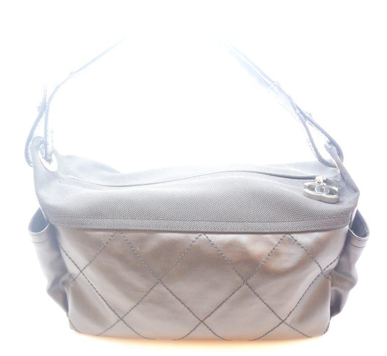 Chanel Tasche schwarz-11518