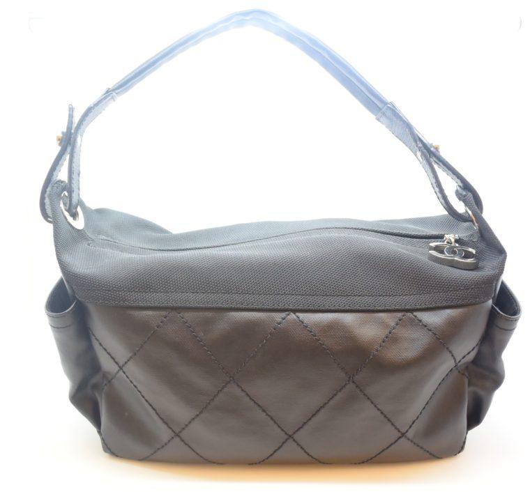Chanel Tasche schwarz-11519