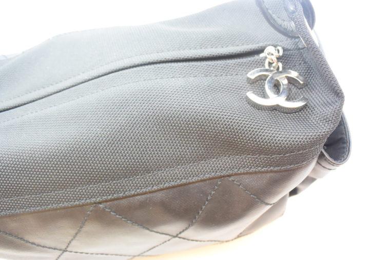 Chanel Tasche schwarz-11521